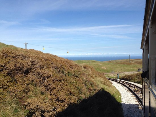 Great Orme Tramway: Tramway and Cable Car