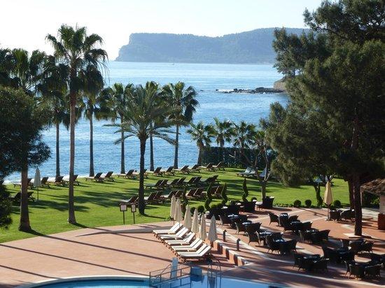 Club Med Palmiye: vue de la chambre