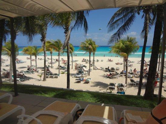 Hotel Riu Yucatan : PLAGE