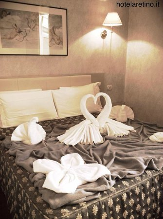 Hotel L'Aretino: Romantic Room Hotel Aretino***