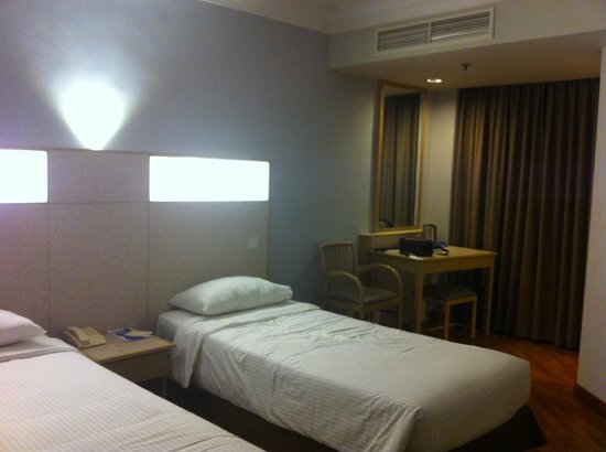 Fort Canning Lodge: Room