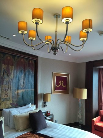 Shangri-La Hotel,Bangkok : Club-Zimmer