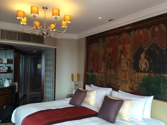 Shangri-La Hotel,Bangkok: Zimmer