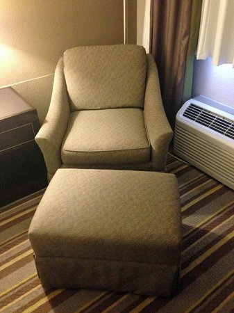 Super 8 - Monteagle TN: chair