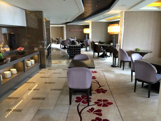 Shangri-La Hotel,Bangkok : Horizon Club Lounge