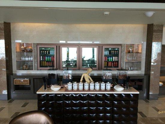 Shangri-La Hotel Bangkok : Horizon Club Lounge