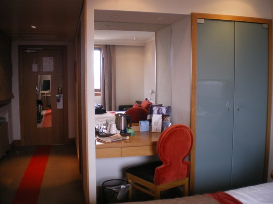 Mercure Porto Centro Hotel: bureau