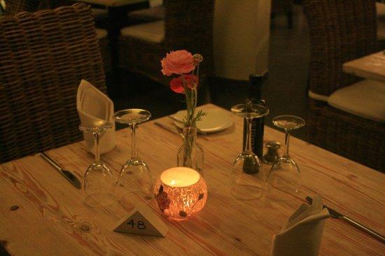 Osteria N15 restaurante romantico Palma de Mallorca