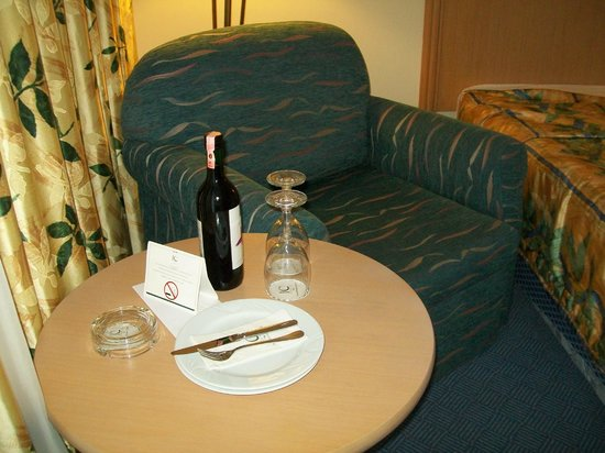 IC Hotels Green Palace : Wine as returning guests!!