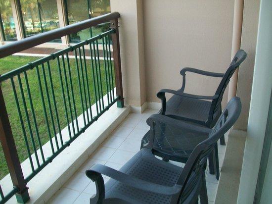 IC Hotels Green Palace : Room balcony