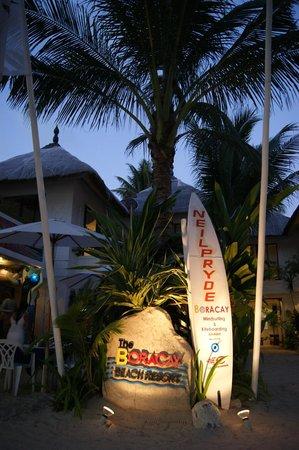 Boracay Beach Resort: отель