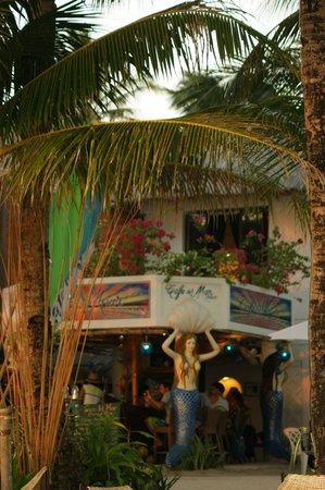 Boracay Beach Resort: кафе