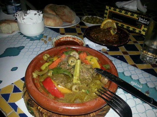 Tajine Restaurant : Tajine