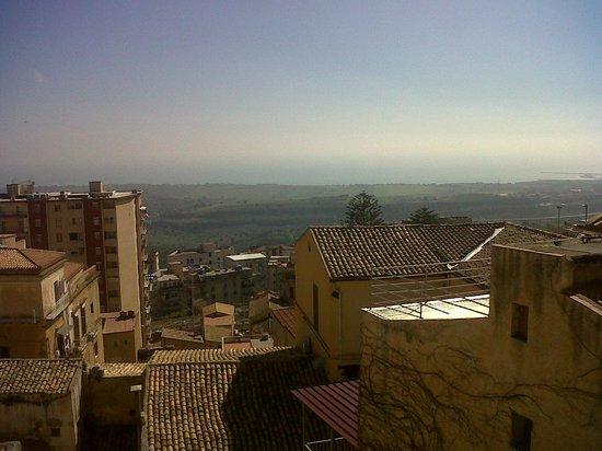 Tetti di Girgenti: vista dal terrazzo 1