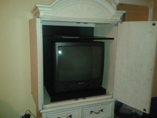 Miami Beach Resort and Spa: TV