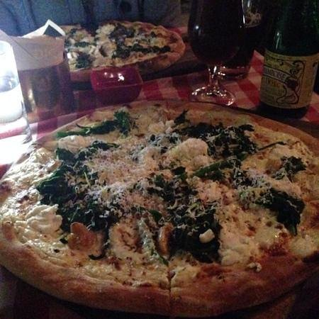The Salty Pig : delicious pizza