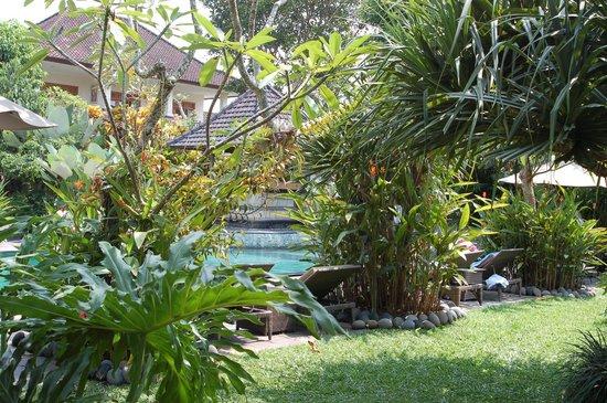 Sri Ratih Cottages: Swimmingpool