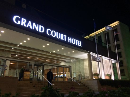 Grand Court Hotel : Otimo hotel em tudo