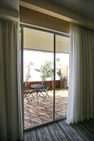 Garden Hotel: Garden Deluxe room
