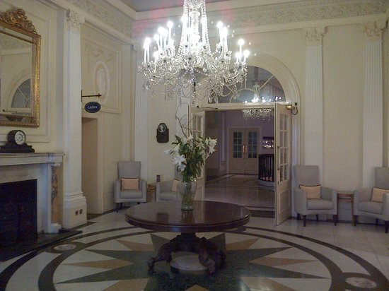 The Imperial Torquay : Reception area