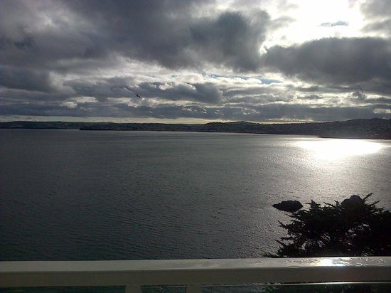 The Imperial Torquay : Sea view