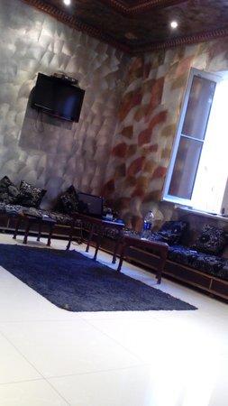 Freedom Hostel: Reception