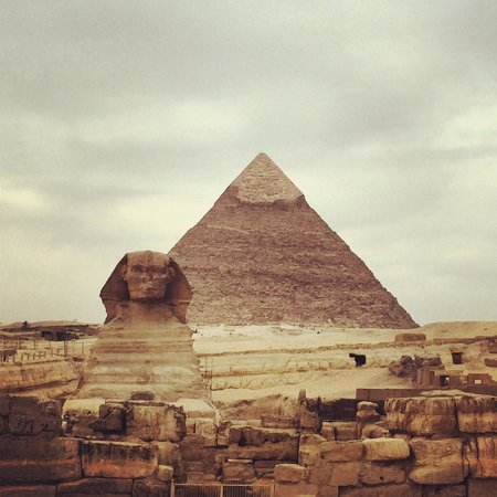 Emo Tours Egypt Day Tours: Great Sphinx of Giza !!!