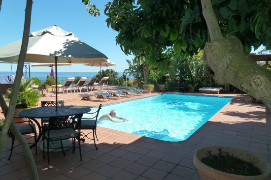 The Bay Atlantic Guest House: The pool