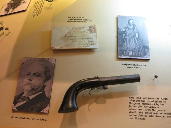 Sharlot Hall Museum : Mrs. McCormack's story is fascinating