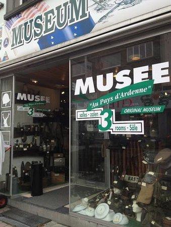 Au Pays d'Ardenne Original Museum