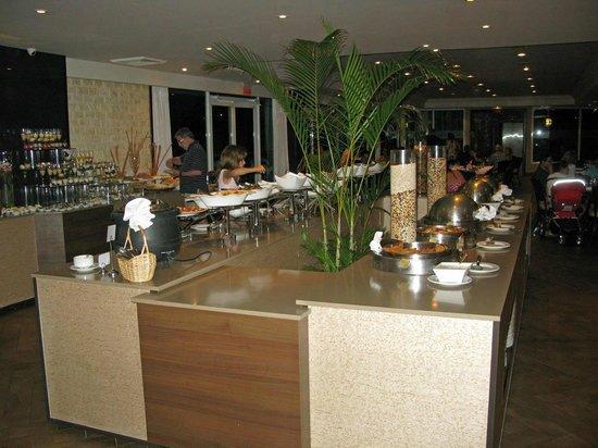 Gamboa Rainforest Resort : Büffet