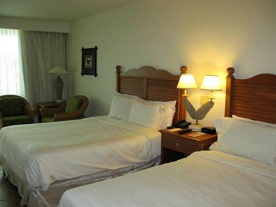 Gamboa Rainforest Resort: Zimmer mit zwei Queen Betten