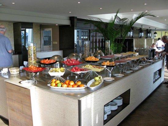 Gamboa Rainforest Resort: Frühstücksbüffet