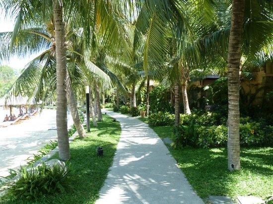 Vinpearl Luxury Nha Trang : территория