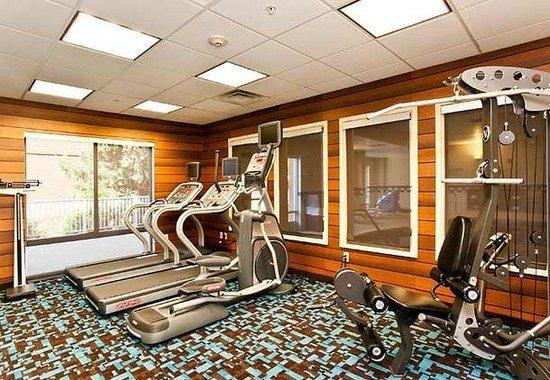 Fairfield Inn & Suites Winchester: Fitness Center