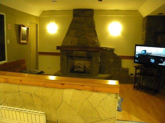 Hotel Plaza Bariloche : Sala en hall