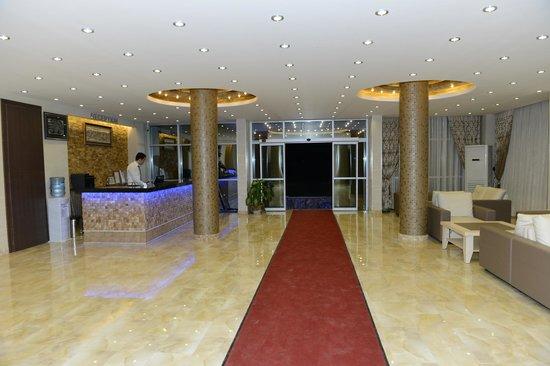 Samandag, Turkey: lobby