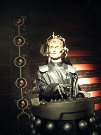 Doctor Who Experience Cardiff Bay: davros