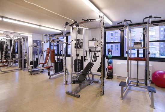Dumont NYC–an Affinia hotel: Fitness Center