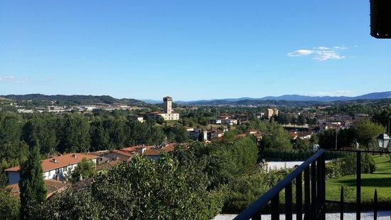 Relais Villa Belvedere: the view