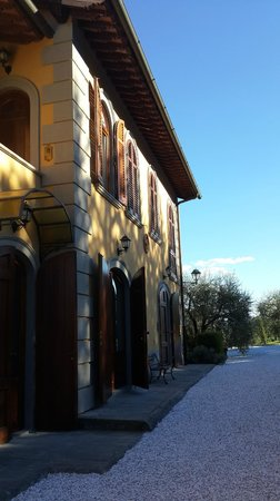 Relais Villa Belvedere: outside