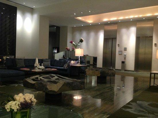 The St. Regis Mexico City: lounge