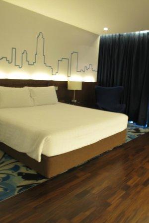 Galleria 10 Hotel Bangkok by Compass Hospitality: Premier Hip room