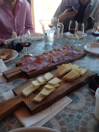 Tuscan Wine Tours by Grape Tours : Cheese