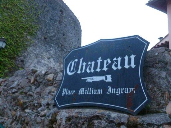 Chateau de Roquebrune-Cap-Martin : Roquebrune