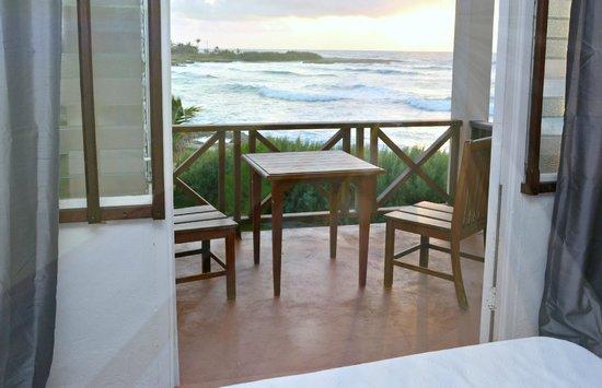 Ocean Spray Beach Apartments : Sea View