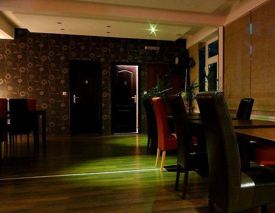 Hotel Ahar : dining area