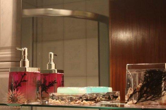 Hotel Ahar : bathroom