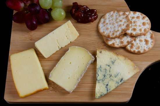 Stratford upon Avon Picturehouse: Cheeseboard