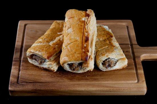 Stratford upon Avon Picturehouse: Sausage rolls